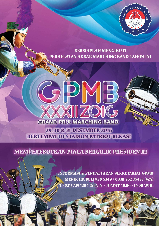poster acara GPMB 2016